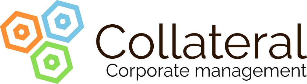 Collateral Corp. Management logo
